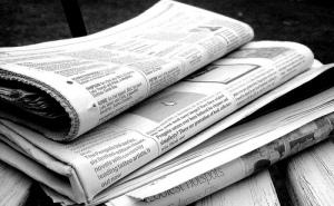 Newspapers B&W (5) by NS Newsflash